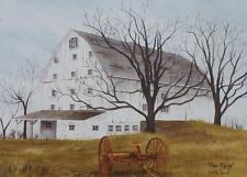 Billy Jacobs Done Raking Farm Machinery  Print 16 x 12