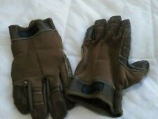 Yates 925 Tactical Rappel / Fast Rope Gloves Size Large
