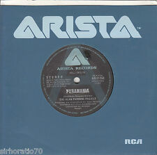 THE ALAN PARSONS PROJECT Pyramania / In The Lap Of The Gods 45 - A Label PROMO