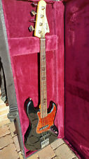 Fenix Jazz Bass Guitar by Young Chang RARE