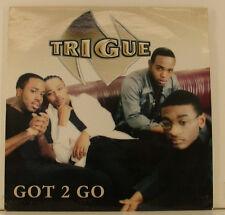 "N-TRIGUE GOT 2 GO 12"" MAXI SINGLE (i353)"