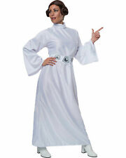 Rubie's Princess Leia White Costumes