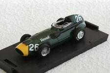 1:43 Brumm Vanwall VW5 F1, #26 Stirling Moss, GP Italy 1958