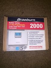 Braeburn 2000 5-2 Day Single Stage Heat/Cold Digital Thermostat