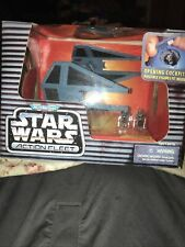 Star Wars Micro Machines Action Fleet TIE INTERCEPTOR galoob 1996 NIB New Rare