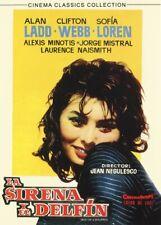 BOY ON A DOLPHIN  (1957) **Dvd R2**  Alan Ladd, Sophia Loren,