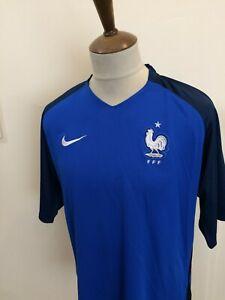 FRANCE FOOTBALL SHIRT SIZE XL