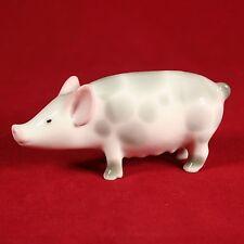 Pig mom Figurine Lomonosov Porcelain Russia LFZ