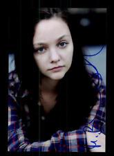 Mathilde Bundschuh Foto Original Signiert ## BC 116094