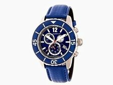 Morphic M51 Series Chronograph Watch, spectacular blue  NEW $1800 list