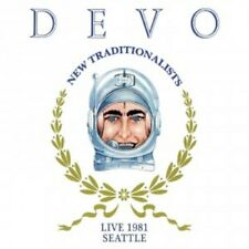 DEVO - LIVE IN SEATTLE 1981  CD 20 TRACKS CLASSIC ROCK & POP NEW+