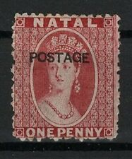 Natal 1876 Queen Victoria Mi.35 SG 81 unused