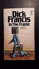 In the Frame: Dick Francis. Pocket Books 1st Printing (1978, Paperback) E-96
