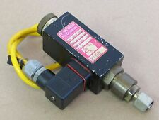 Hydropa Hydrostar Pressure Switch Valve Ds 302v2 From Maho Mh 600c