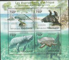 Tiere Afrikas Togo postfrisch 2746