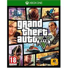 GRAND THEFT AUTO V / GTA V 5 FOR XBOX ONE DRIVING GAME NEW & SEALED