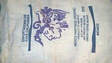 sac toile de jute mexico café design deco jute bag