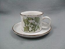 Midwinter Greenleaves Tea Cup & Saucer