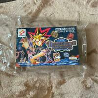 Yu-Gi-Oh! Dungeon Dice Monsters Game Boy Advance DDM with card GBA
