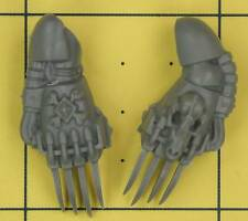 Warhammer 40K Space Marines Space Wolves Wolf Pack Wolf Claws