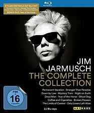 Jim Jarmusch - The Complete Movie Collection John Lurie, Richard Boes, Jarmusch