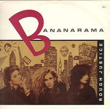 BANANARAMA - Rough Justice - 1984 Londres Uk - NANX 7, 820 081-1