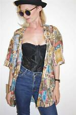 1980s 100% Silk Vintage Clothing for Women