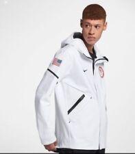 Nike Tech Fleece Windrunner Team USA Jacket Olympics Men's Sz 2XL XXL 909530 100