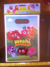 Moshi Monsters Party Bags x 8 Loot Bags Celebration Fun Gift Bags