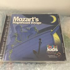 MOZART'S MAGNIFICENT VOYAGE - CLASSICAL KIDS - TALES OF THE DREAM CHILDREN - CD