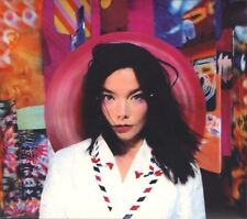 BJORK post (CD, album, limited edition, digipak) trip hop, tribal, experimental