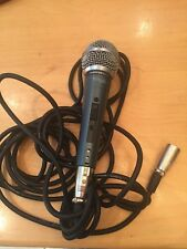 New Stagg Proffessional Dynamic Microphone
