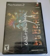 Unlimited Saga - PS2 **NEW AND SEALED**