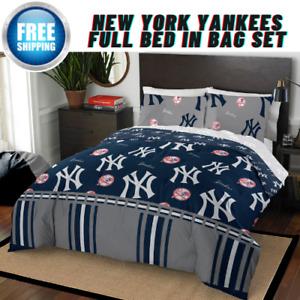 New York Yankees Mlb Fan Beddings For Sale Ebay