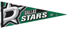 DALLAS STARS Official NHL Hockey Premium Felt Collector's PENNANT