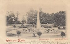 Gruss aus Wesel, Kaiserplatz gl1901 F3343