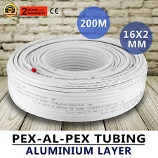 200M Pex-Al-Pex Tubing Pipe Radiant Floor Heat Hot & Cold Water Gas Piping