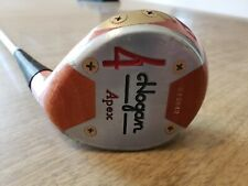 Hogan Apex 4 Wood Steel Stiff Dynamic Gold S300U