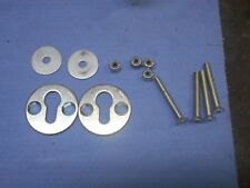 Pingel Wheel Chock Hardware for Harley Davidson and others