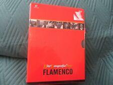 """COFFRET 4 DVD-LIVRE NEUF """"FLAMENCO : RITO Y GEOGRAFIA DEL CANTE"""""""