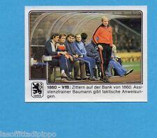 GERMANIA FUSSBALL 80-PANINI-Figurina n.264- 1860  MUNCHEN -Rec