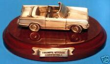 Triumph Vitesse Convertible, solide étain Anglais Modèle