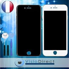 Ecran complet pour iPhone 7 /7 plus vitre tactile+ LCD sur chassis noir ou blanc