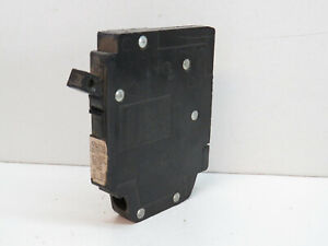 Crouse-Hinds MH120L 20-Amp 1-Pole MH Circuit Breaker 20A 1P 120/240V, Left Hook