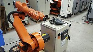 Kuka KR6-2 KRC1, Industrieroboter, Roboter, Robot
