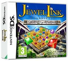 Jewel Link Chronicles: Legend of Athena Nintendo NDS DS Lite DSi XL Brand New