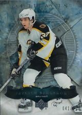 2006-07 UPPER DECK ARTIFACTS SILVER PATRICE BERGERON /100 #92
