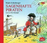 SAGENHAFTE PIRATEN - ERDENBERGER,RALPH/KAEMPFE,PETER   2 CD NEU