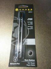 BLACK Cross Ballpoint Pen Medium Refill 2 Pack