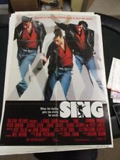 1 Sheet Movie Poster Sing 1989 Lorraine Bracco Peter Dobson  Dancing High School